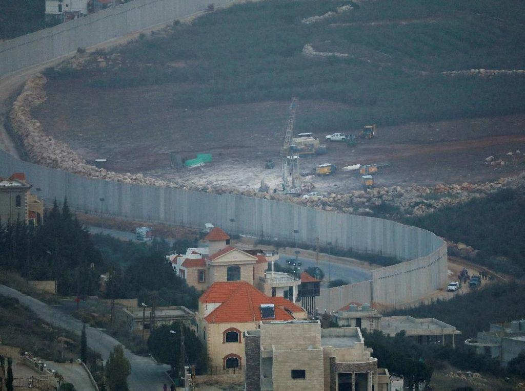 Netanyahu: Terowongan di Perbatasan Lebanon Tindakan Perang
