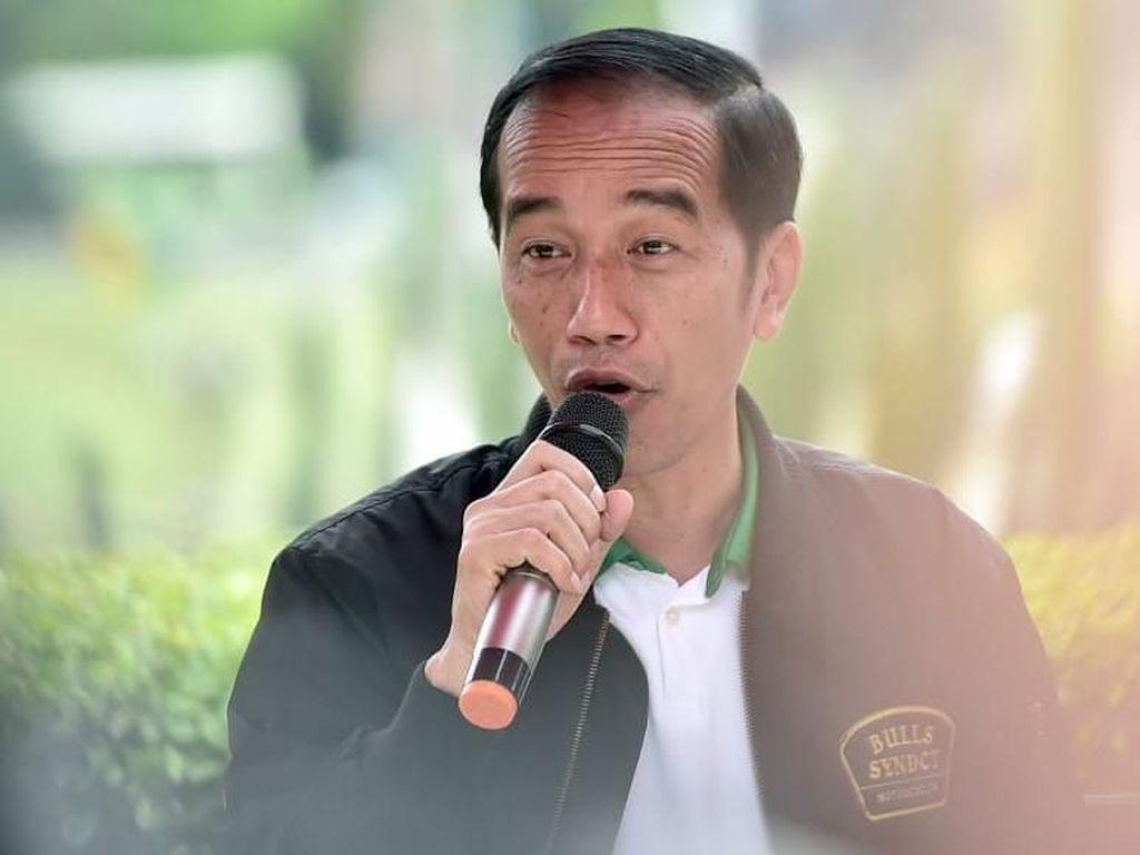 Jaket Denim Presiden Jokowi Jadi Fashion Item Populer di Pencarian Google 2018