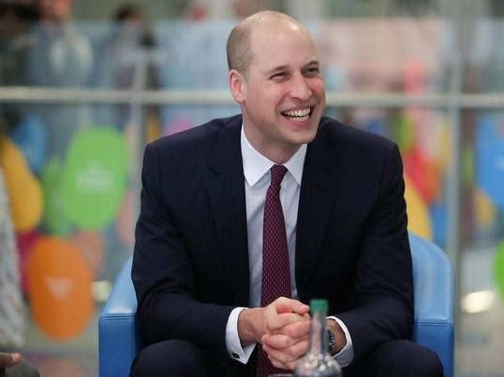 Cerita Pangeran William Soal Perkembangan Terbaru Anak Bungsunya