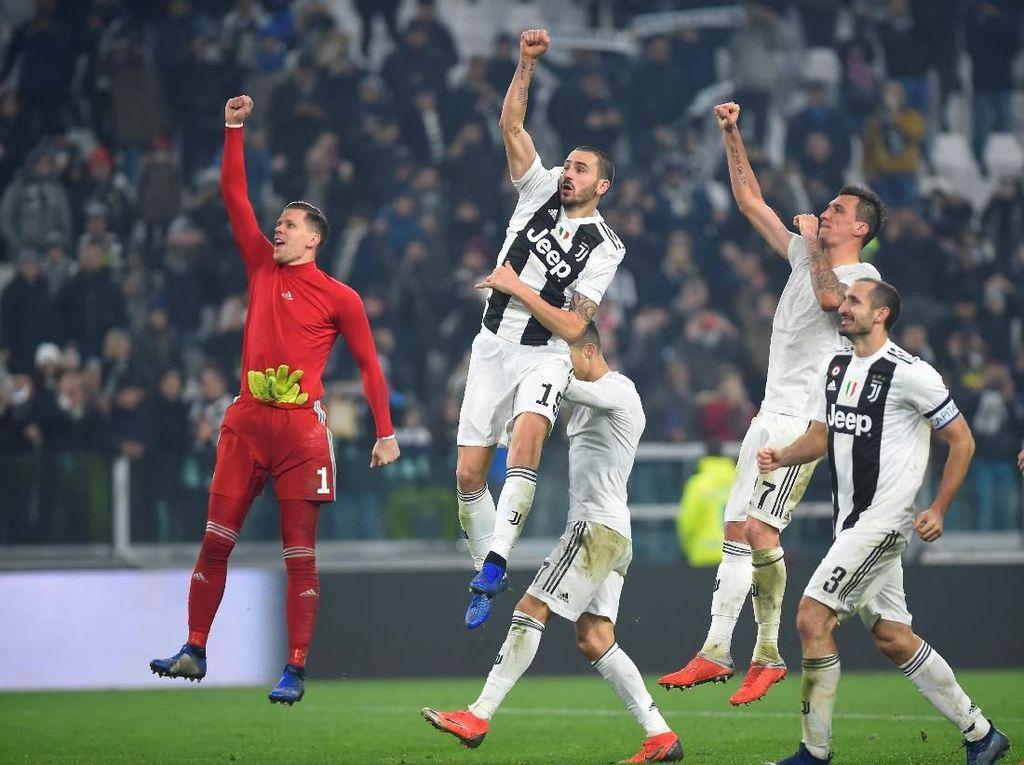 Allegri: Juventus Kandidat Juara, tapi Jangan Bertemu Tim Kuat Dulu