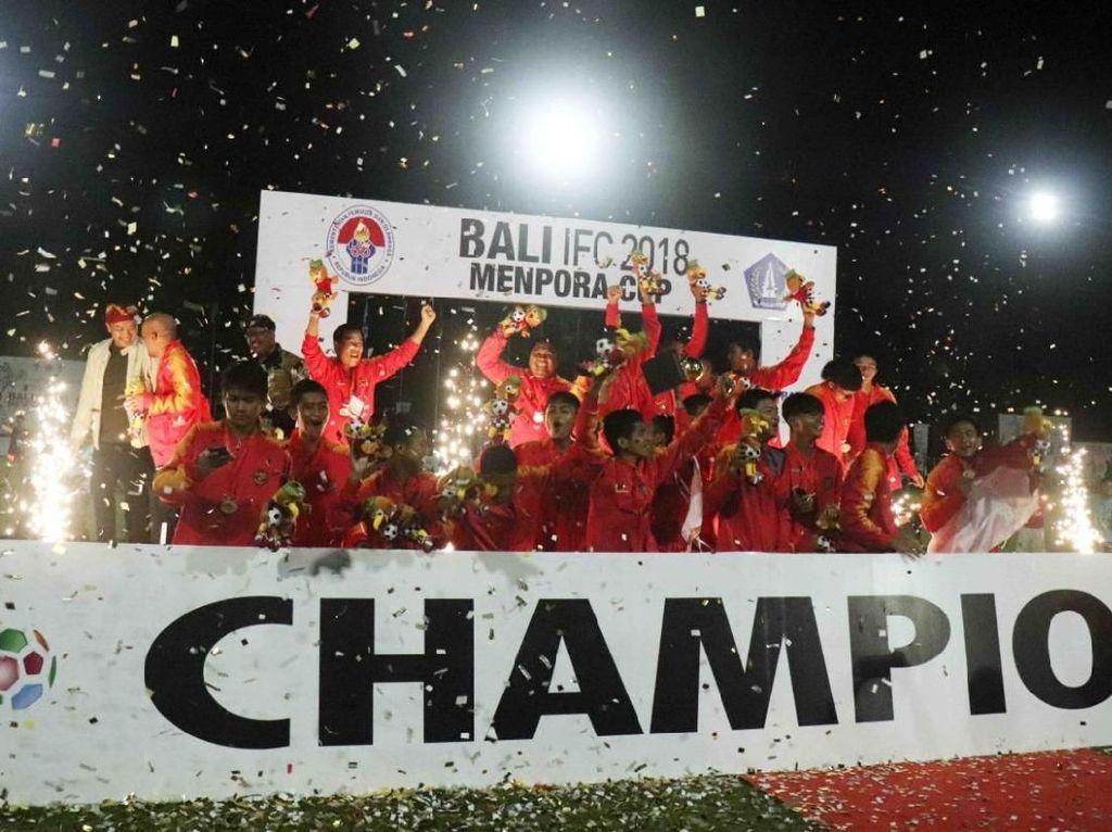 Bara FC Juara Bali IFC Piala Menpora 2018