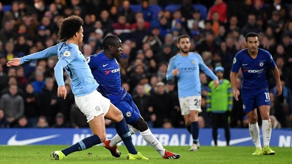 City vs Chelsea: Siapa Kuasai Lini Tengah?