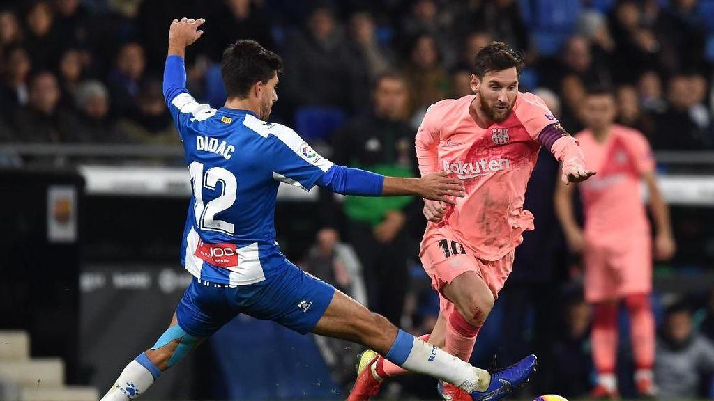 Hasil Liga Spanyol: Sevilla Tersendat Lagi, Barcelona Buka Jarak