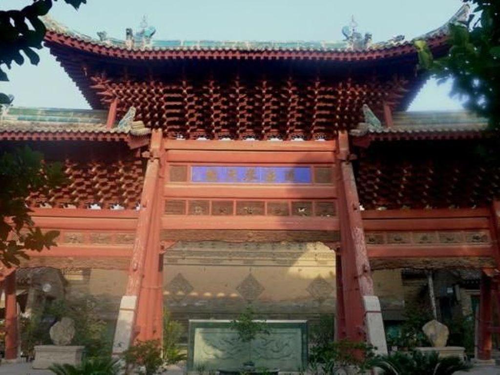 Masjid Kuno di China, Umurnya 1.300 Tahun