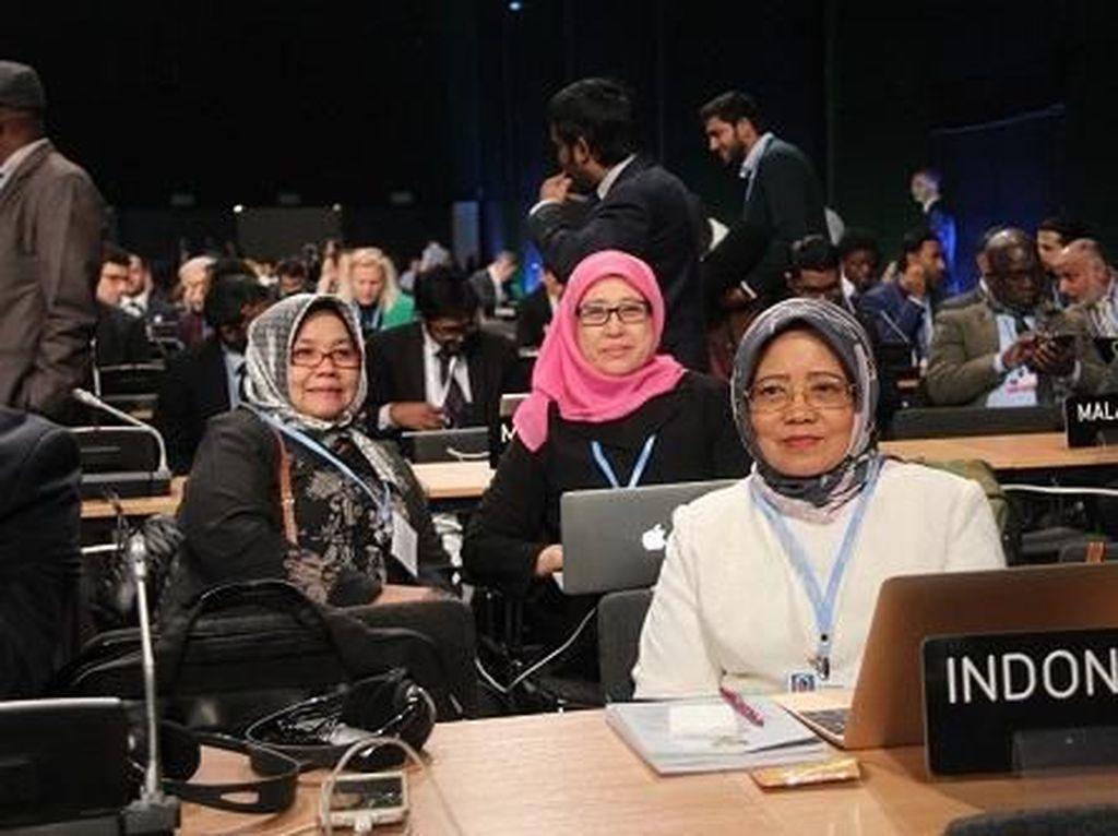 Di COP24, Indonesia Dorong Pedoman Transparansi Pelaksanaan NDC