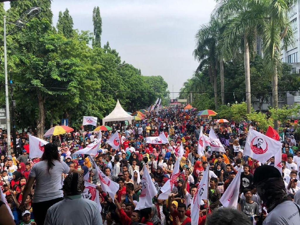 Milenial Bojonegoro Dukung Pilihan Politik Beda Tapi Tetap Satu