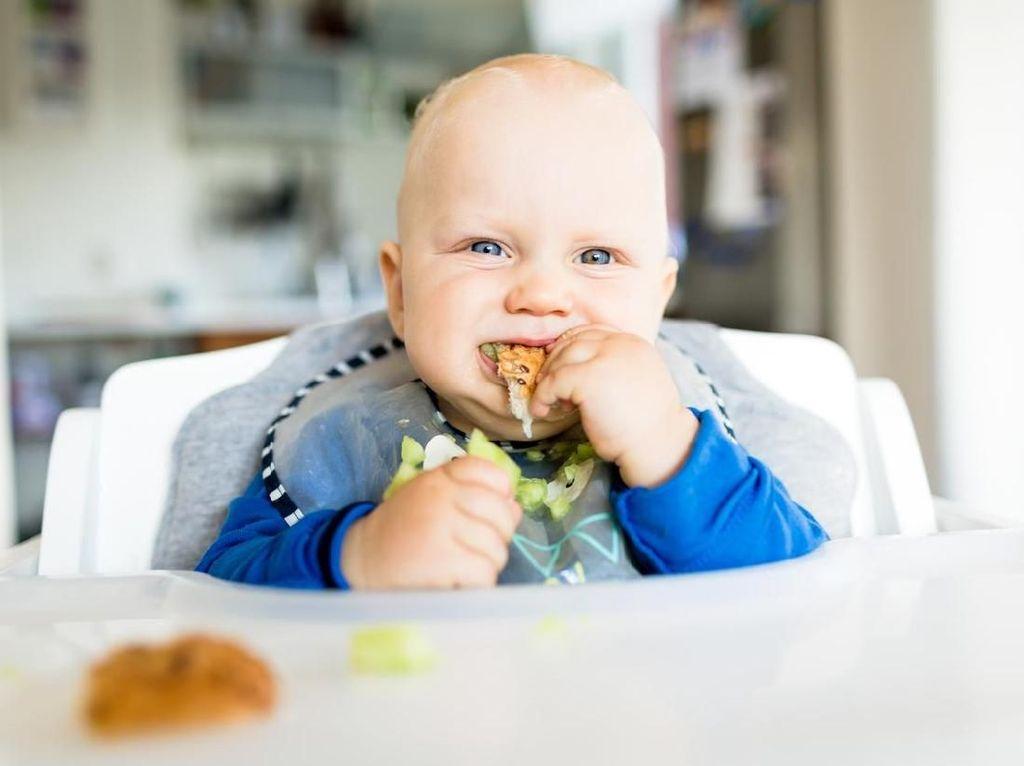 Cegah Anak Tersedak, Berikan BLW dengan Konsep Responsive Feeding