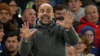 City Kalah, Guardiola: Persaingan Gelar Juara Terbuka Lebar