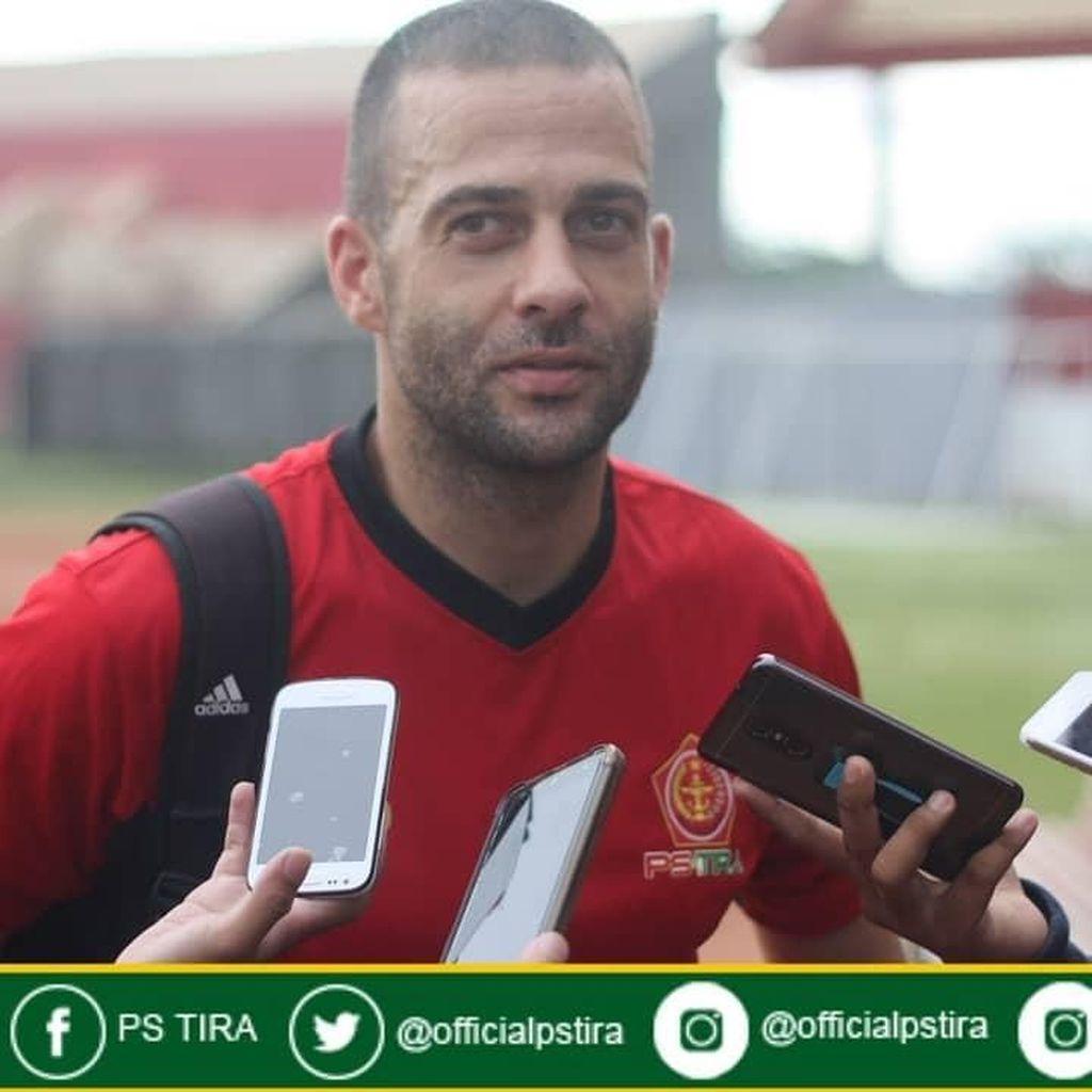 Aleksandar Rakic Rebut Gelar Topskorer Liga 1