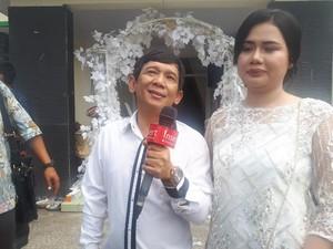 Gandeng Wanita ke Nikahan Daus Mini, Ginanjar Siap Nikah Lagi Tahun Depan