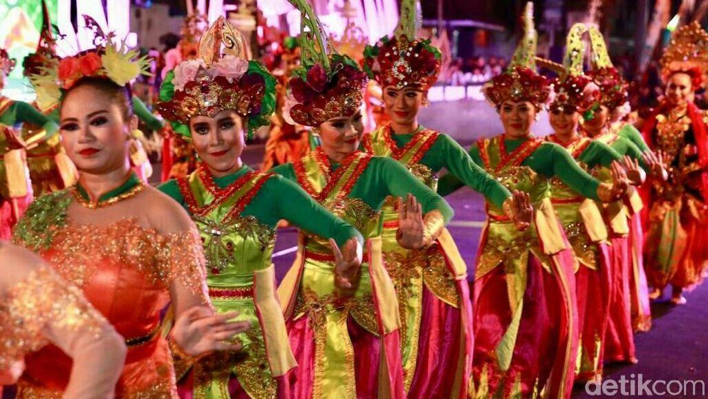 Begini Keseruan Festival Kuwung di Banyuwangi