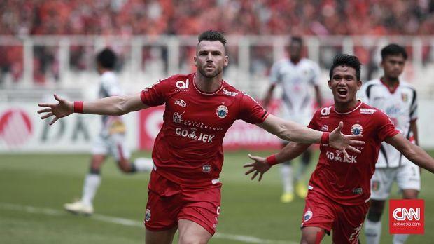 Marko Simic didatangkan Persija dari klub Malaysia, Melaka United.