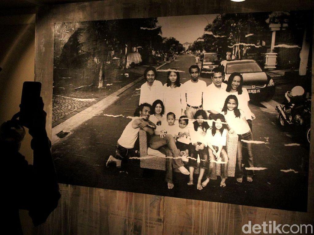 Lebih Dekat dengan Slank Lewat Pameran Foto Tanpa Batas