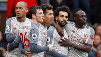 Klasemen Liga Inggris: Man City Rontok, Liverpool ke Puncak