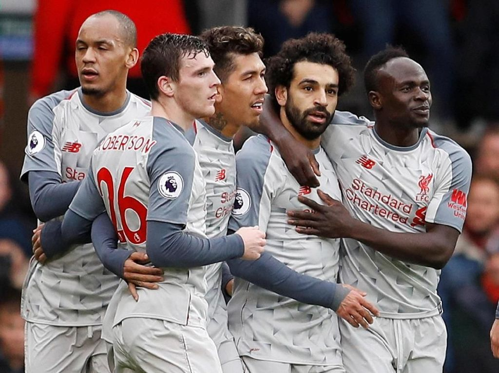 Liverpool Nantikan Permainan Terbukamu, Napoli