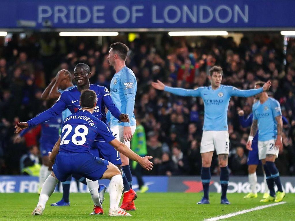 Chelsea Bikin Manchester City Kembali Membumi