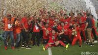Liga 1 2018: Persija Juara, Juga Tak Pernah Dikartu Merah