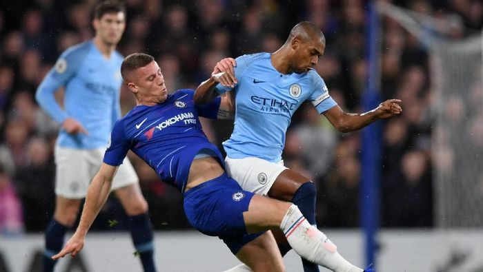 Chelsea menjaga ketangguhan Stamford Bridge. (Foto: Shaun Botterill/Getty Images)