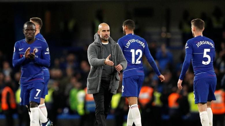 Chelsea Memang Momok untuk Guardiola