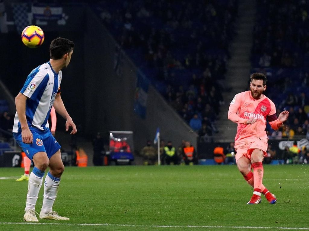 Messi Punya Sesuatu yang Tak Dimiliki Zidane, Henry, Ronaldinho, atau Ronaldo