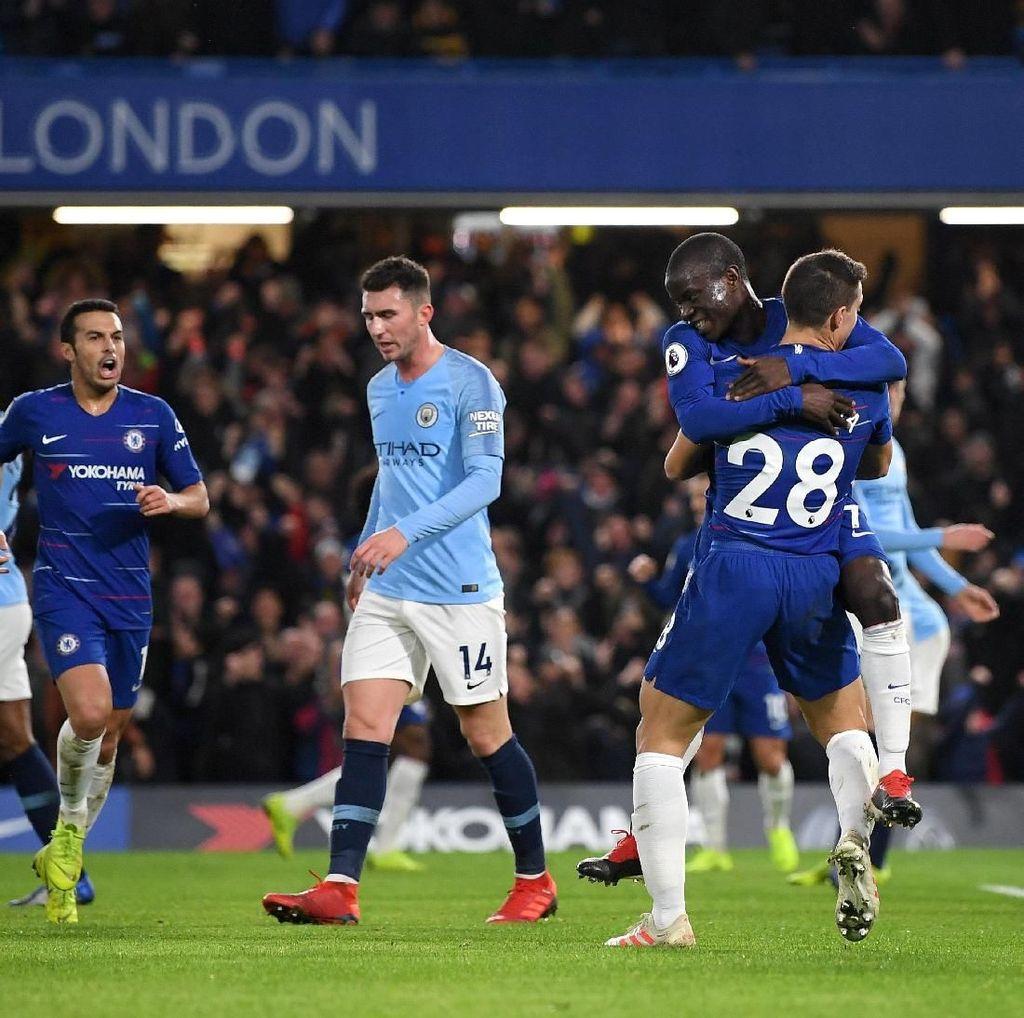 Menanti Respons Cepat Citizens Usai Dikalahkan Chelsea