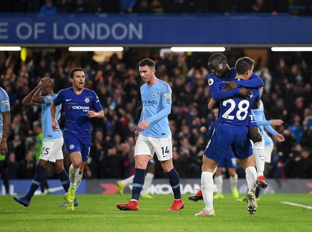 Taklukkan Tim Terbaik di Inggris, Chelsea pun Balik ke Jalur Kemenangan