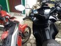 Pemotor di Belitung Jarang Cabut Kunci Ketika Parkir