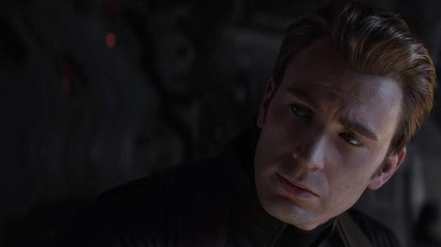 'Captain America' berjuang untuk kembali melawan Thanos dalam 'Avengers: Endgame'.