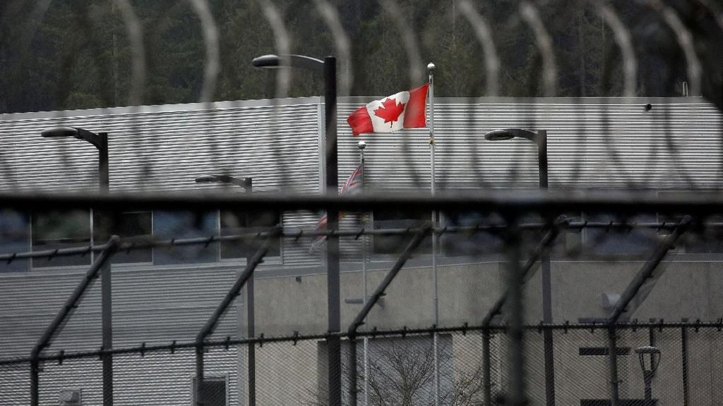 Mengintip Hebohnya Suasana Pengadilan dan Penjara Bos Huawei