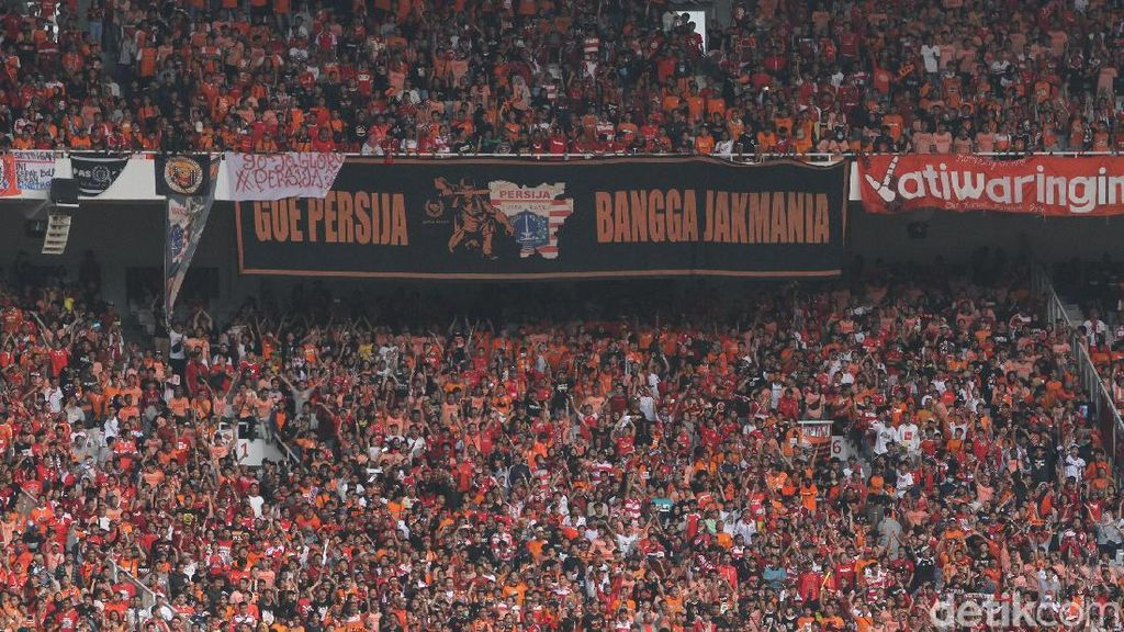 Jakmania Minta Stadion, Anies: Awal 2019 Ground Breaking