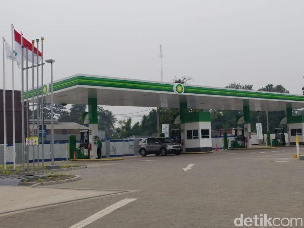 Buka SPBU di Serpong, BP Tak Jual Premium
