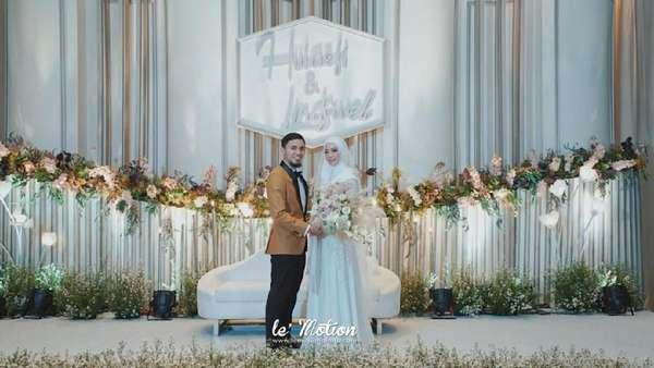 Pernikahan Tanpa Keluarga Lindswell, Adik Hualefi Beri Penjelasan