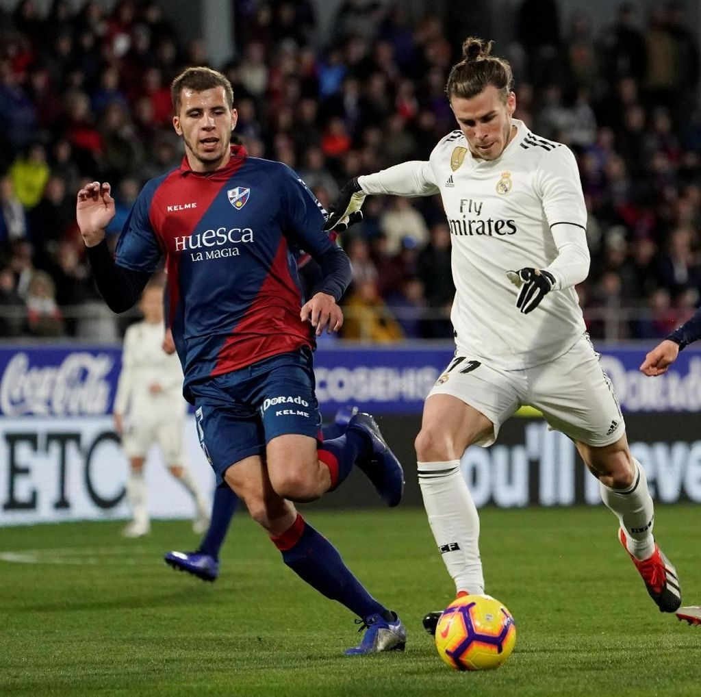 Akhirnya Bale Bikin Gol Lagi