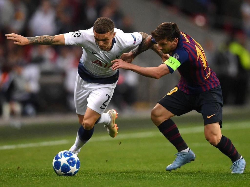 Tottenham Hadapi Mission Impossible di Camp Nou