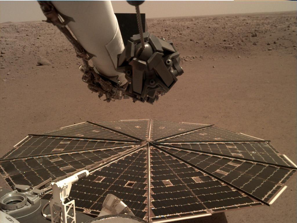 Seperti Apa Cuaca di Mars? Robot InSight Mau Cari Tahu