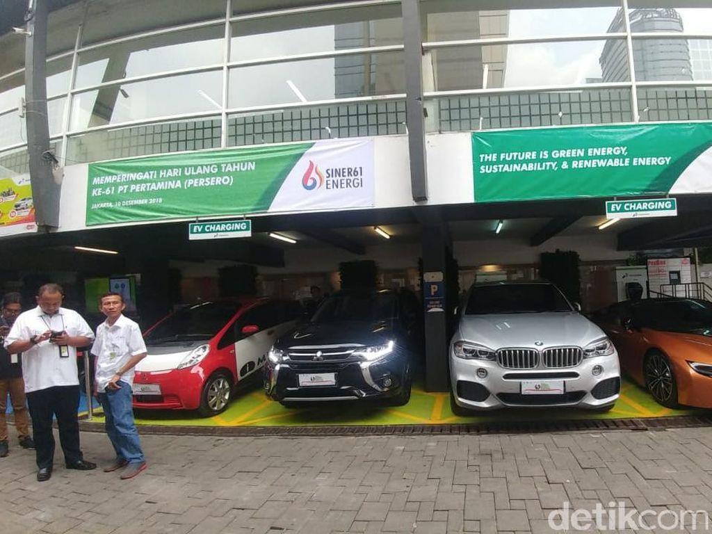 Peraturan Mobil Listrik Ditargetkan Rampung 5 Maret