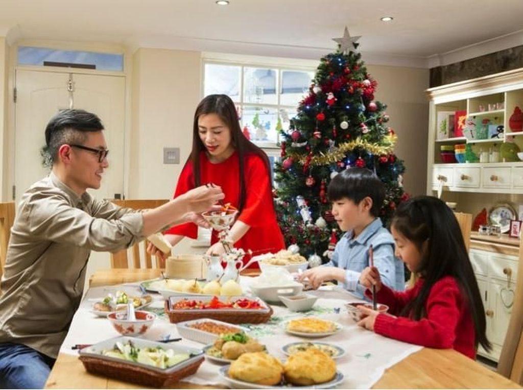 Pilihan Menu Creamy nan Gurih untuk Rayakan Natal dan Tahun Baru