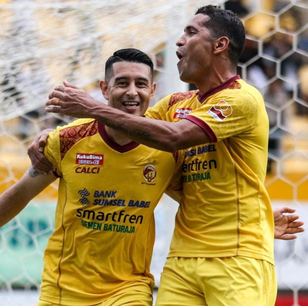 Duka Pemain Sriwijaya FC Telan Pil Pahit dan Terdegradasi dari Liga 1
