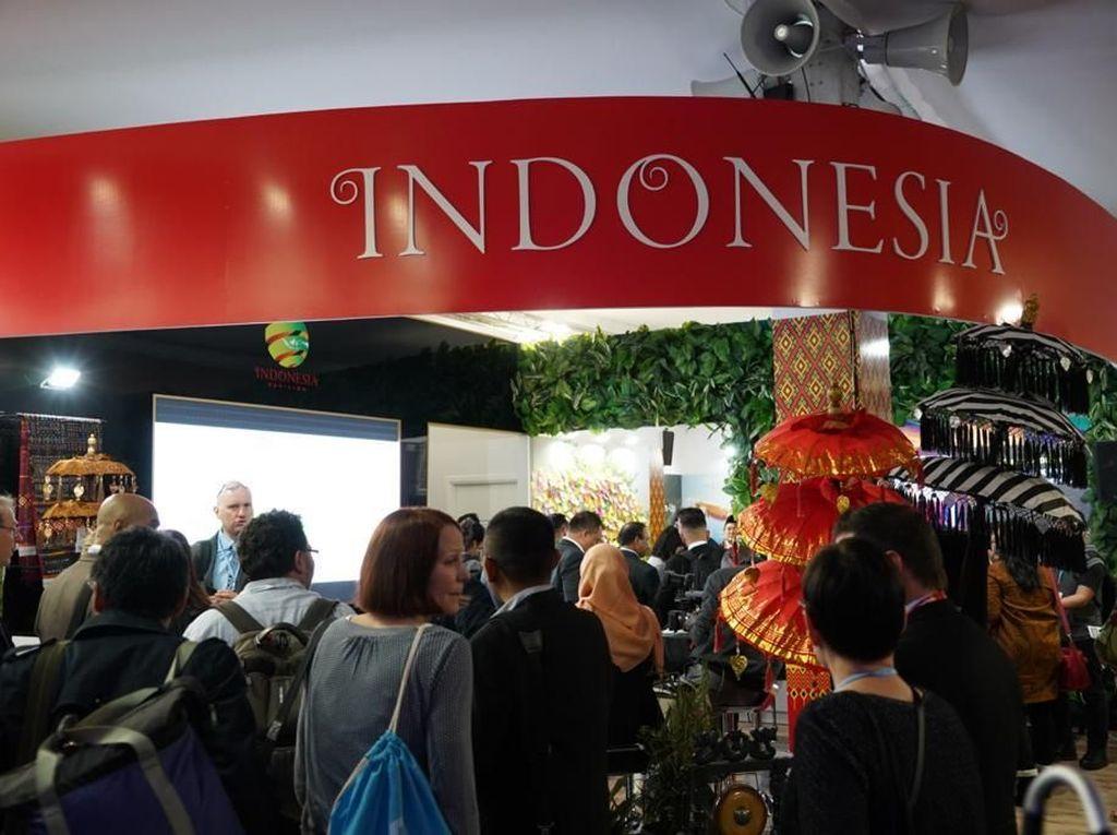 Ramainya Paviliun Indonesia di Ajang COP 24 Polandia