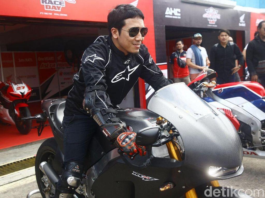 Jajal Motor MotoGP Versi Massal, Desta: Tetap Utamakan Safety