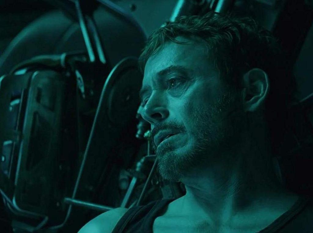 Menangis Keras Selama Avengers: Endgame, Gadis Ini Berakhir di Rumah Sakit