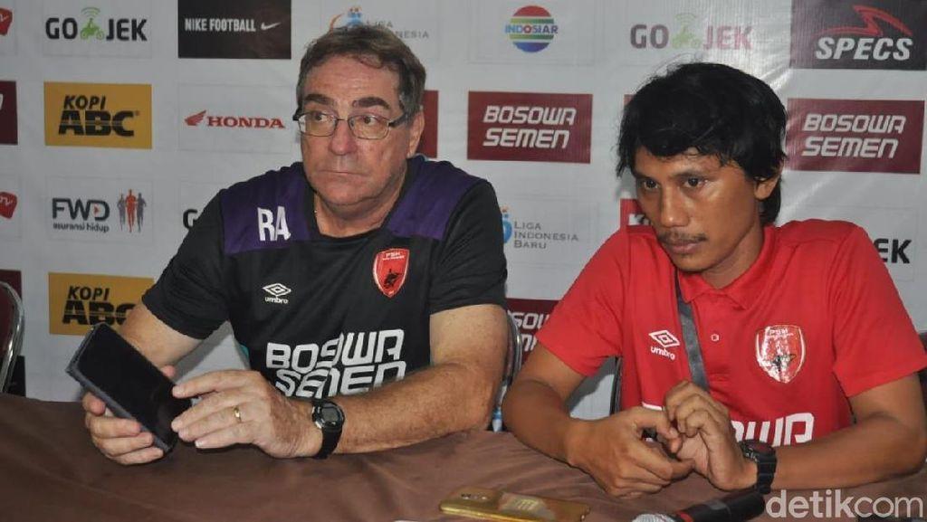 PSM Beri Selamat untuk Persija Sang Juara Liga 1