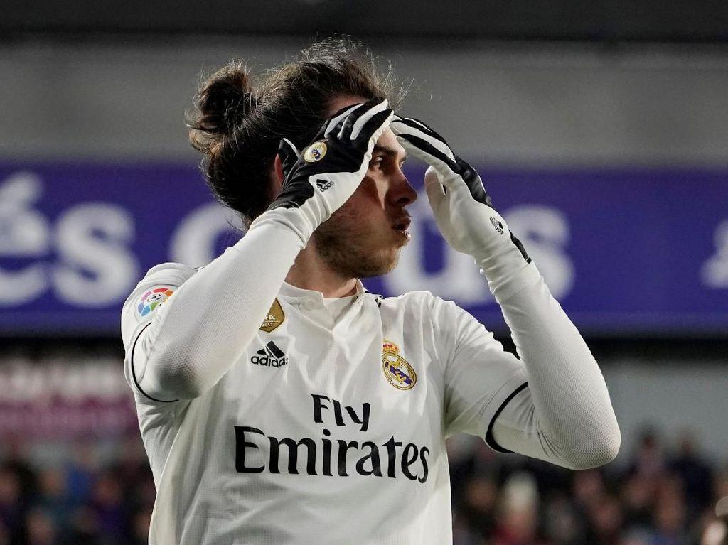 Gareth Bale Akan Didenda Real Madrid