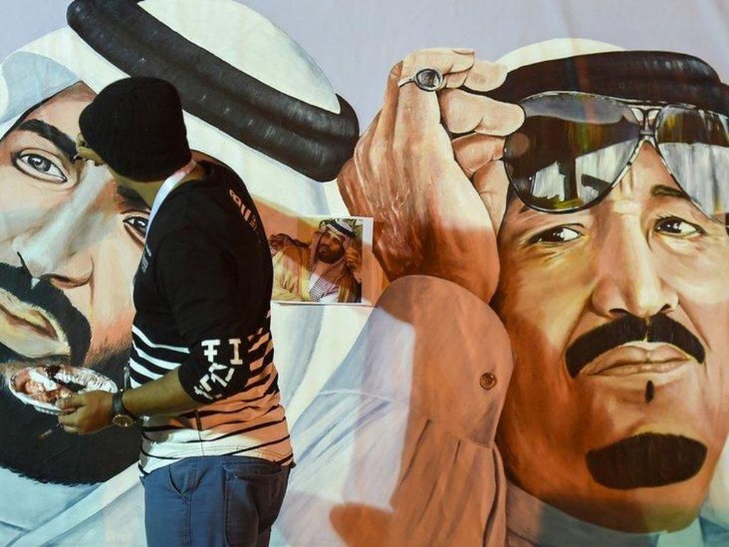 Cerita Wartawan Mantan Guru Bahasa Inggris Putra Mahkota Saudi