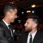 Adu Gol Keren! Messi Panenka, Ronaldo Tendangan Jarak Jauh