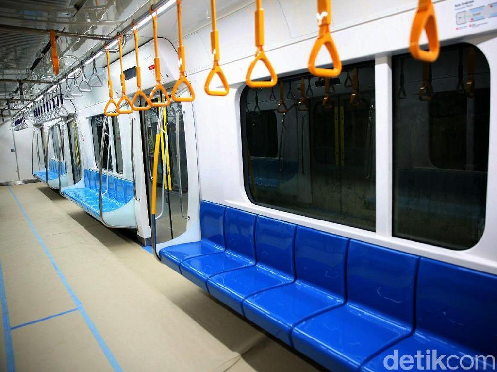 Catat! Dilarang Kampanye Politik di MRT Jakarta