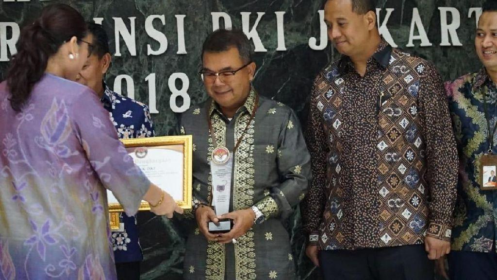 Bank DKI kembali Raih Penghargaan