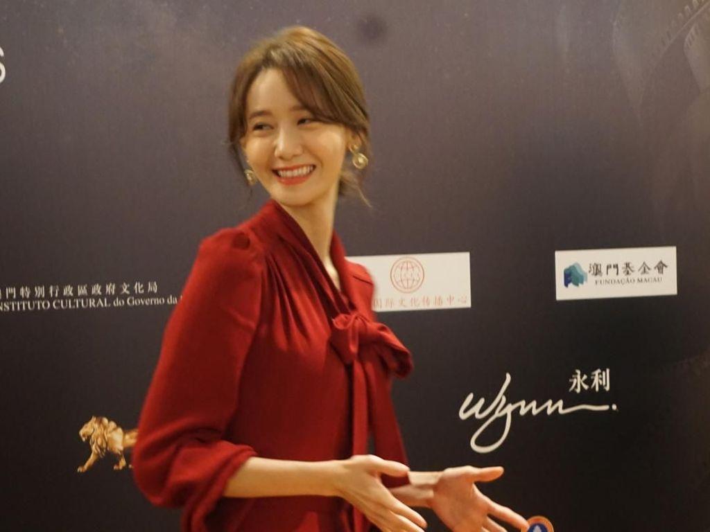 11 Tahun Jadi Member SNSD, YoonA Tak Merasa ada Tekanan di Dunia Akting
