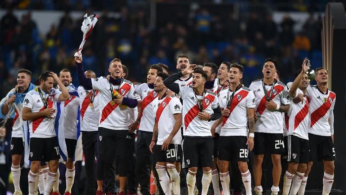 River Plate juara Copa Libertadores (Denis Doyle/Getty Images)