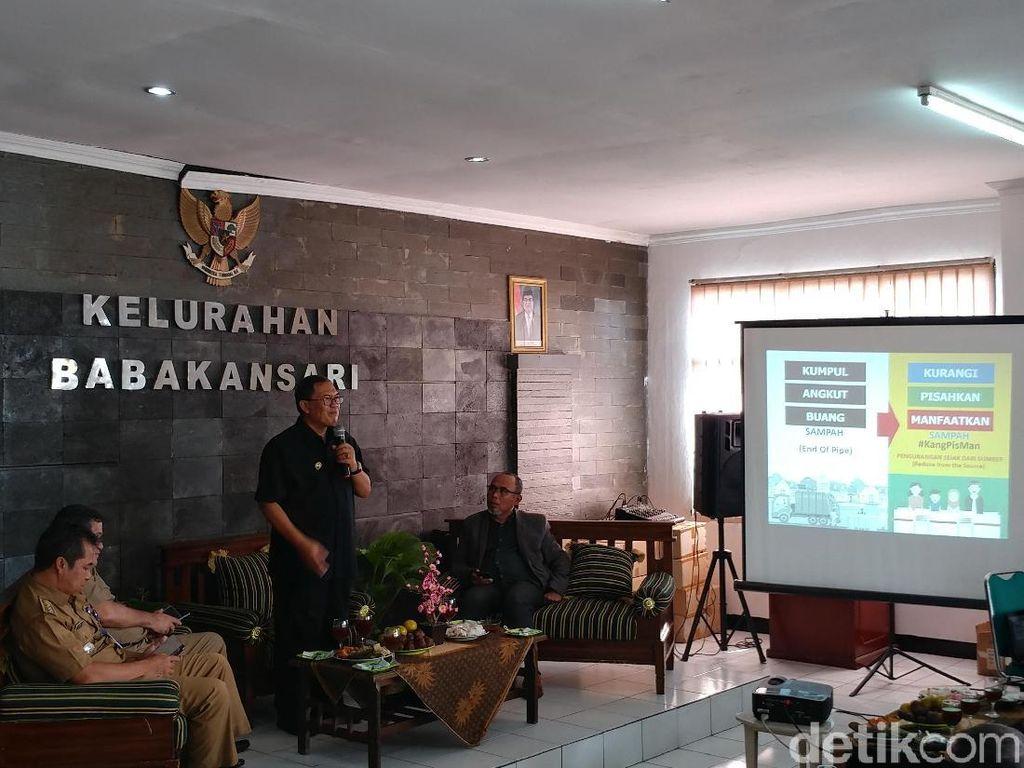 Strategi Kang Pisman Pangkas Rp 150 M Anggaran Sampah